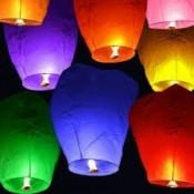 Lampióny a sviečky